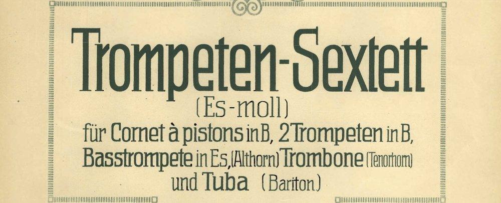 trompeten sextett