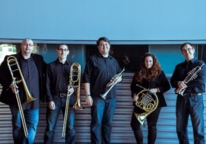 Triton Brass Quintet cropped